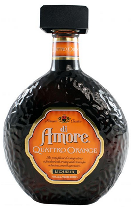 di Amore Quattro Orange Liqueur